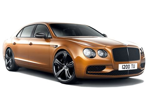 Bentley Car : Bentley Continental Flying Spur Saloon Review