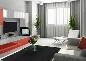 Vorhänge Wohnzimmer Grau : moderne vorh nge bringen das gewisse etwas in ihren wohnraum ~ Sanjose-hotels-ca.com Haus und Dekorationen