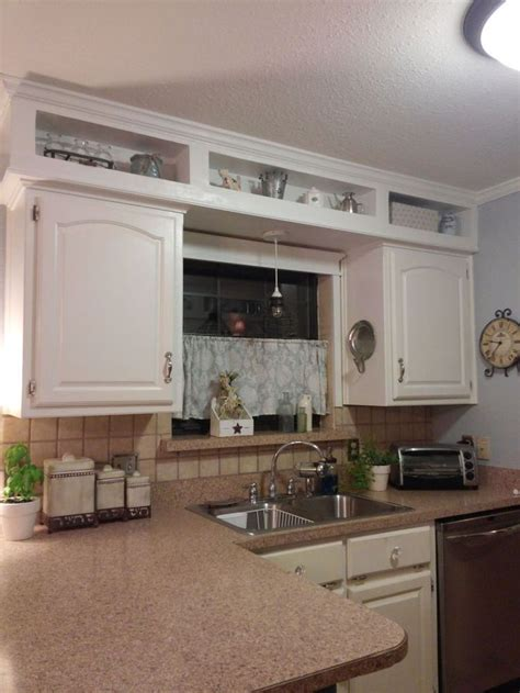 Decorating Ideas For Kitchen Soffits by Ideas To Cover Kitchen Soffit Kitchen Awesome Kitchen
