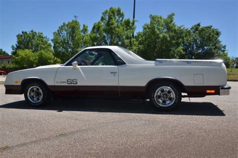 Choo Choo El Camino by 1984 Chevrolet El Camino Ss Quot Choo Choo Custom Quot For Sale In