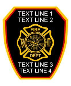 fire custom patches