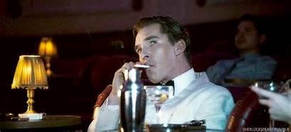 Benedict Cumberbatch Smoke Sherlock Fact Nonbelievers Giphy