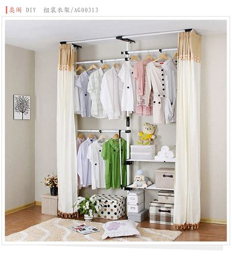 promotional simple wardrobe creative diy large wardrobe
