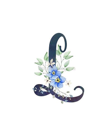 pin en floral monogram shirts gifts