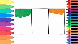 How To Draw Ireland Flag Drawing The Irish Flag