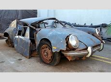 Cheap 1967 Porsche 912 Project!