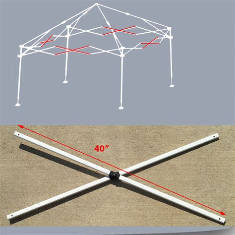 ez up gazebo e z up envoy 10 x10 instant canopy gazebo middle truss