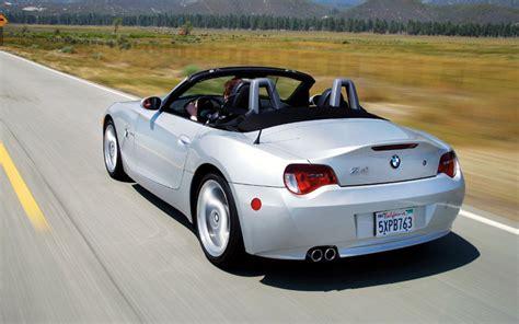 2007 Audi Tt 3.2 Roadster Vs. 2007 Bmw Z4 3.0si Vs. 2007