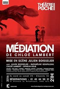 Theatre Poche Montparnasse : critique th atre spectacles la m diation de chlo ~ Nature-et-papiers.com Idées de Décoration