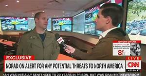 CNN asks NORAD officer if denuclearization in North Korea ...