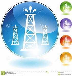 Oil Well Geyser Royalty Free Stock Photography - Image ...