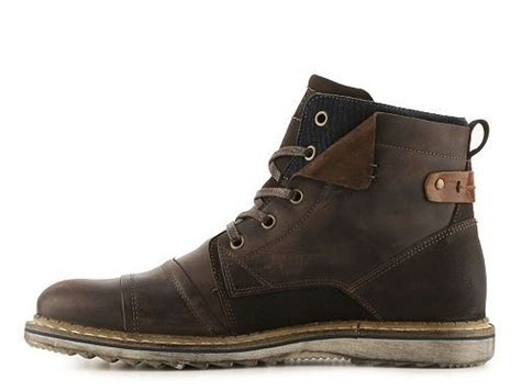 Bullboxer Delden Cap Toe Boot Men's Shoes