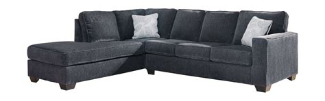 Altari Slate 2-Piece Sectional with Chaise | Mathis ...