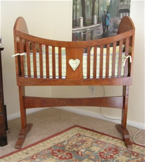 david easy fine woodworking cradle plans wood plans  uk ca