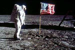 Us Moon Landing - Pics about space