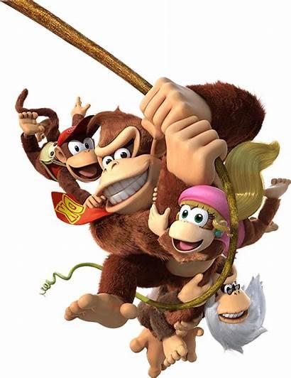 Donkey Kong Freeze Tropical Country Nintendo Donkeykong