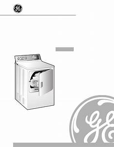 Ge Clothes Dryer 473 User Guide