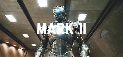 Iron Suit Evolution Mark Suits Stark Tony
