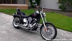 2007 Harley-davidson Fxstc Softail Custom