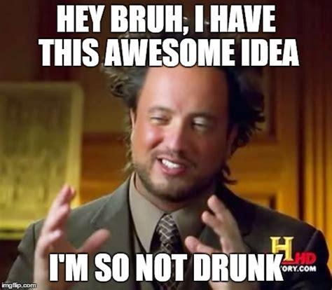 Stoned Alien Meme - drunk memes trailer park boys my turn to get drunk trailer park