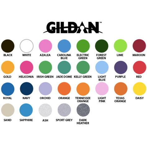 gildan dryblend   shirts screen printed impress