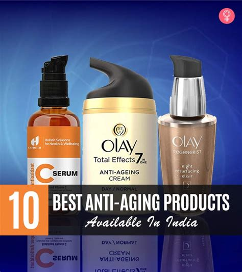 12 Best Anti-Aging Products For Youthful Skin of 2020