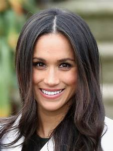 Throwback Photos of Meghan Markle Wearing Curly Hair Texture Surfaced on Twitter Allure