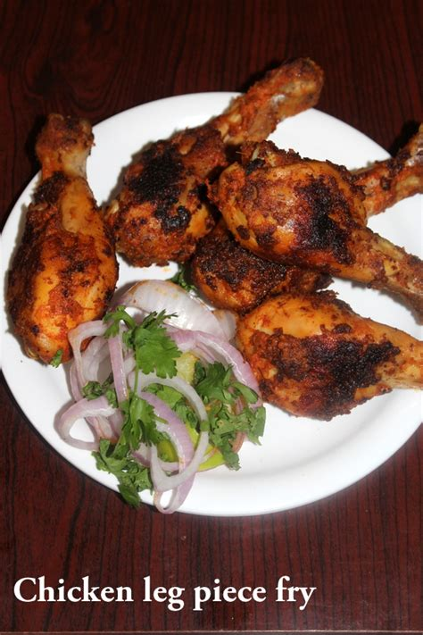 chicken leg piece fry chicken leg piece recipe yummy