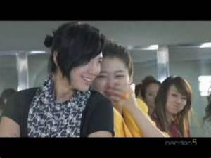 Jang Keun Suk & Park Shin Hye - Garden 5 Making Film - YouTube