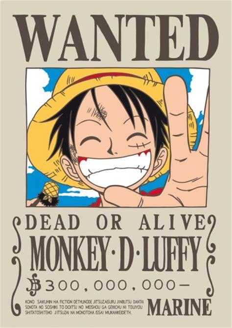 piece  shirt wanted monkey  luffy