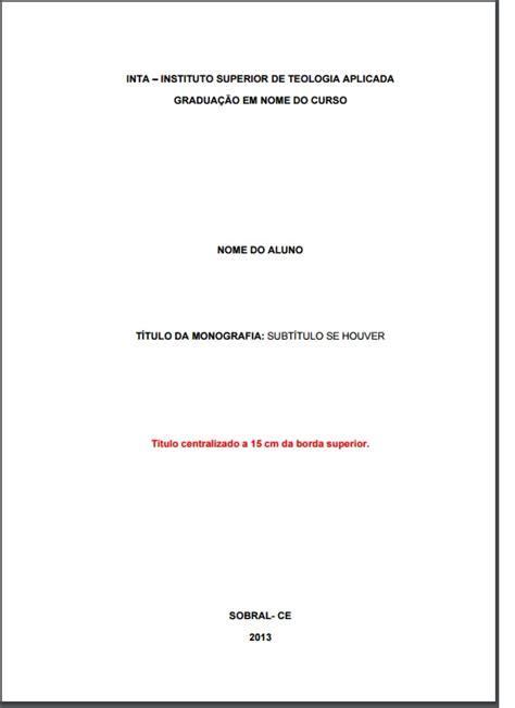 normas da abnt parte 2 de informática cursos regras abnt atualizadas para tcc e monografias 2018