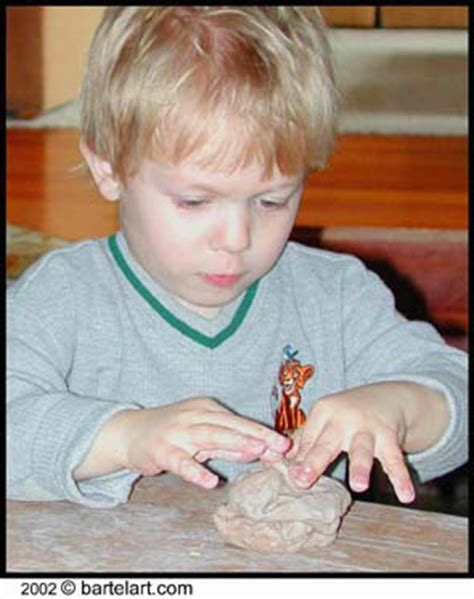 how amp why clay for toddlers amp preschoolers 942 | I M ExploringClay9258