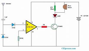 Lm324 Ic  Pin Configuration  Circuit Working  Features And
