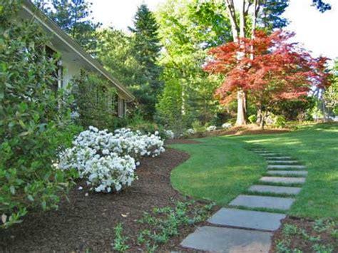 inexpensive stone walkways  types