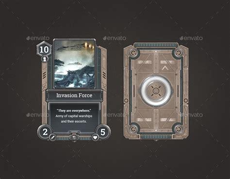 alpha  echo sci fi card bundle  images card