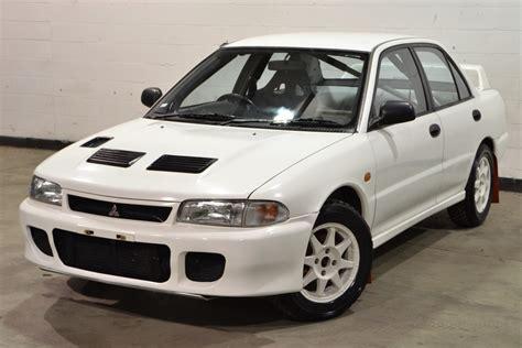 Mitsubishi Rs by 1993 Mitsubishi Evolution I Rs Montu Motors