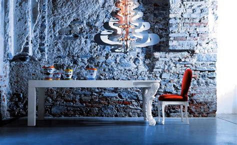 Il Capo Dining Table by Dramatic Dining Table By Creazioni Il Capo