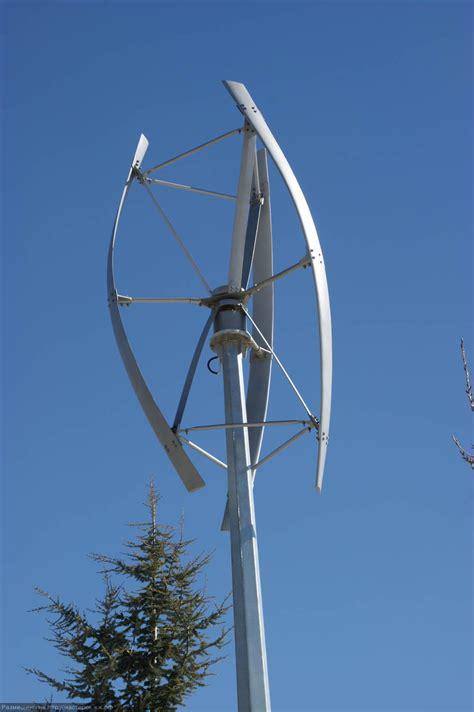 История ветроэнергетики