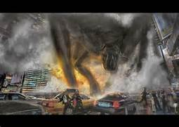 Kaiju Battle  CREATURE FEATURE   Cloverfield  Cloverfield Vs Kaiju