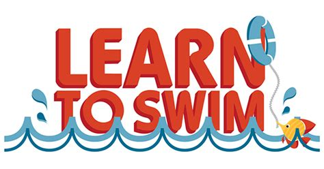 Learning To Swim Clipart  Clipart Suggest