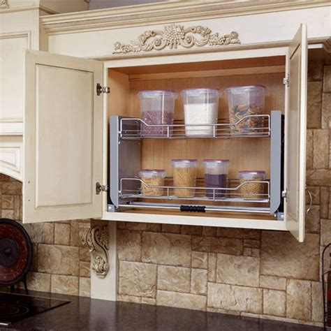 """Rev A Shelf ''Premiere"""" Pull Down Shelving System for"""