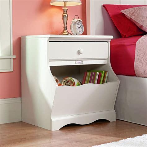 Nightstand Storage by Bedroom Furniture Stand Table Storage Bin Organizer