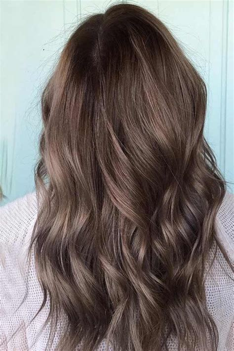 Brown Hair Light Brown by Hair Color 2017 2018 27 Light Brown Hair Colors That