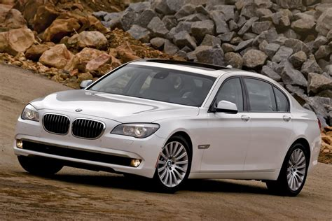 2012 Bmw 7 Series  Information And Photos Zombiedrive
