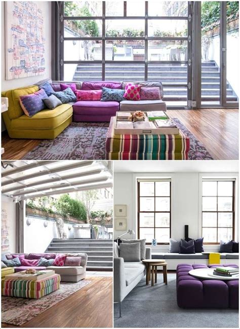 awesome ideas  add extra seating   living room