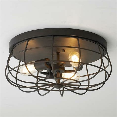 caged ceiling fan black modern ceiling design the