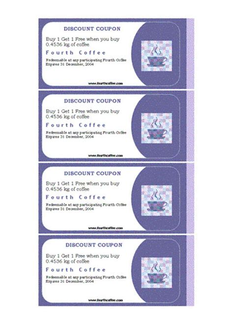 coupon template microsoft word coupon template word cyberuse