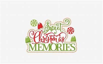 Memories Scrapbook Clip Sweet Title Clipart Nicepng
