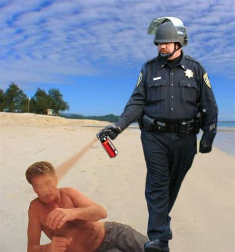 Pepper Spray Cop Meme - awesome pepper spraying cop memes fun