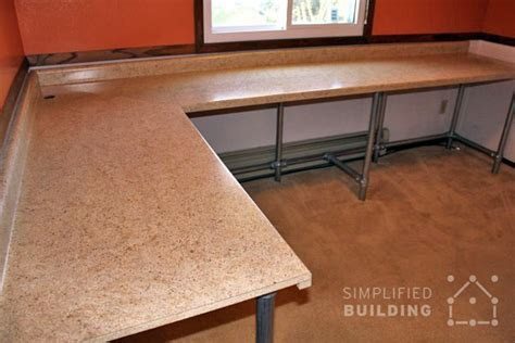 how to make an l shaped desk 7 diy corner desk ideas
